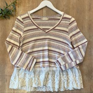 4/$20 ALTAR'D STATE Sweater